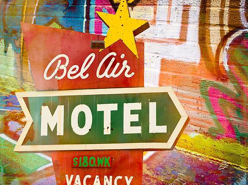 Bel Air Graffiti