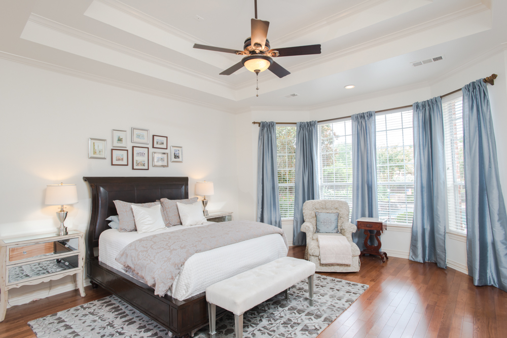 Southlake Master Bedroom