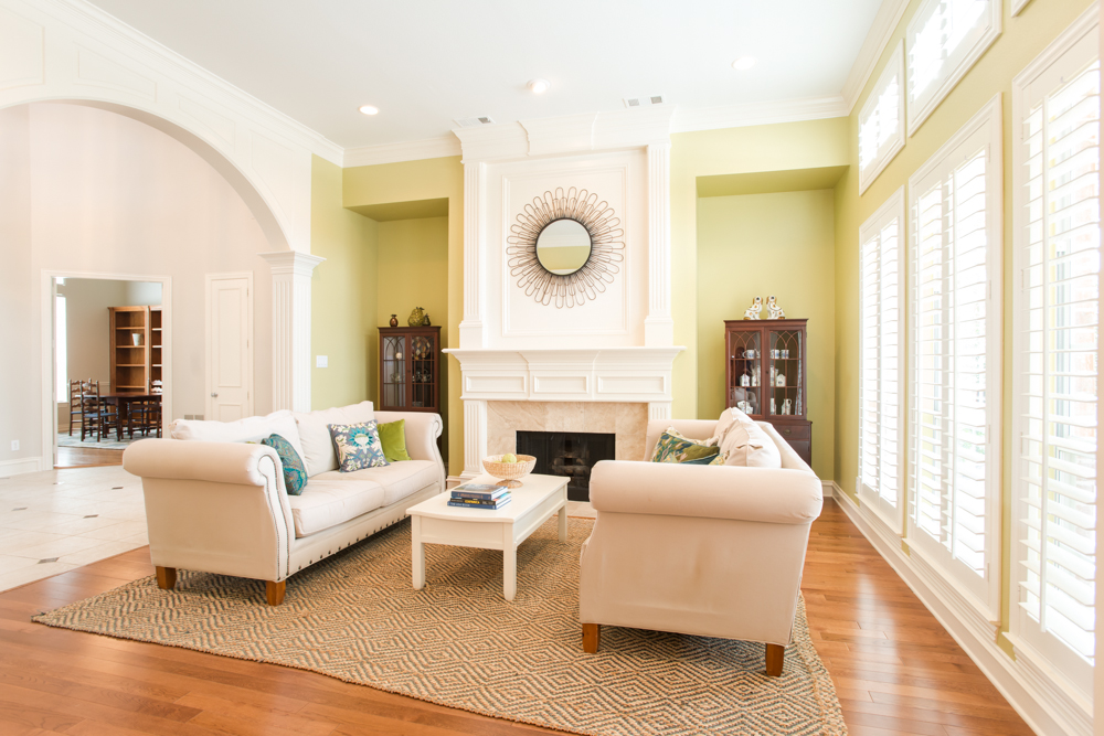 Southlake Living Area