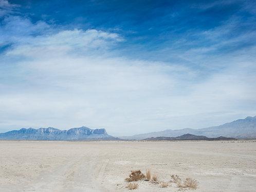 Salt Flat Hills