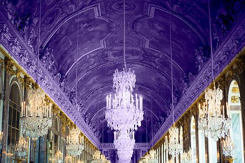 Purple Hall of Mirrors