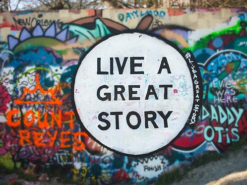 Great Story Graffiti