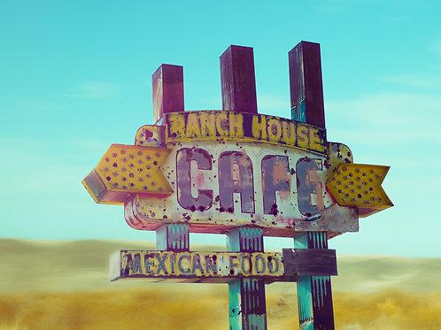 Ranch House Desert