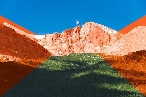 Colored Peaks II