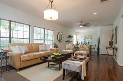 Amherst Living Area