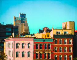 Brooklyn Living Fine Art Print