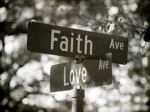Corner of Faith and Love