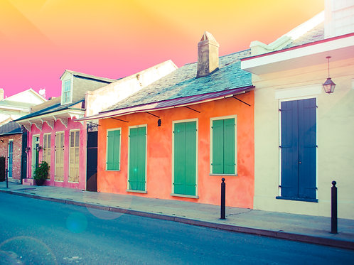 French Quarter Vivid