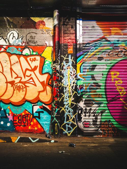 Leake Street Graff I