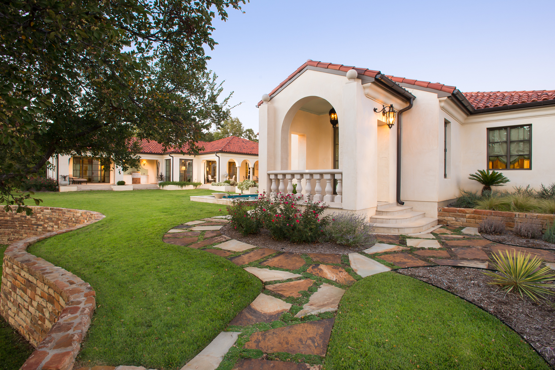 Montecito Style Exterior