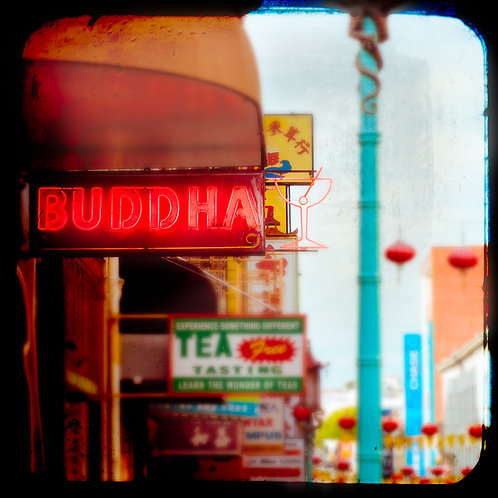 Chinatown Buddha