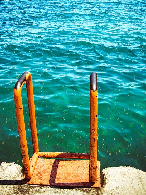 Lake Michigan Chicago Splash
