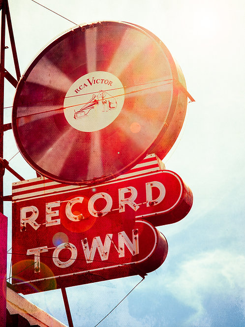 Record Town Too