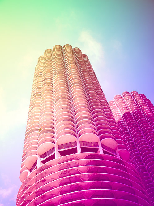 Colorful Towers