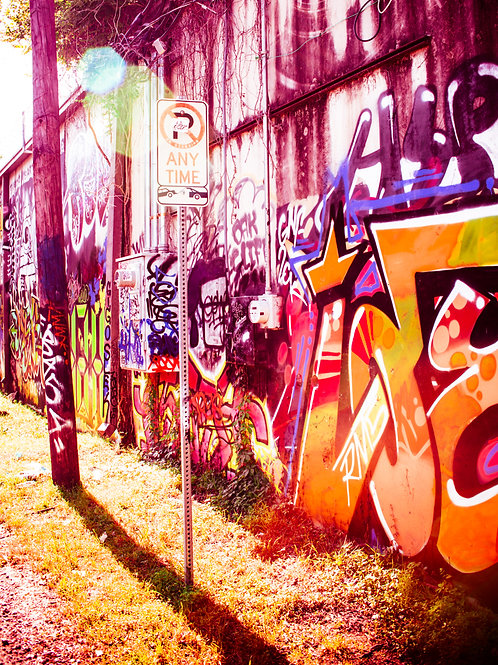 Graffiti Morning II