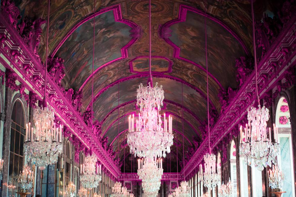 Versailles wall art print