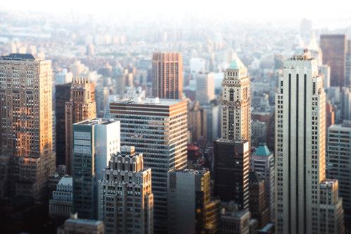 New York Skyline Vibes