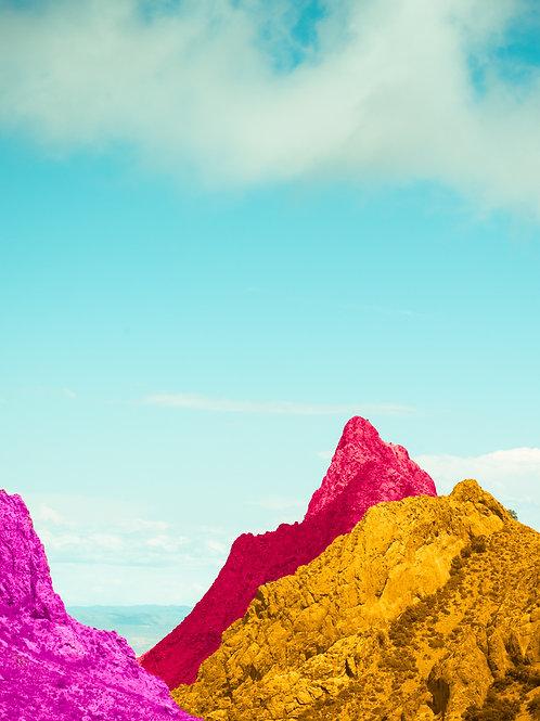 Chisos Basin Colors II