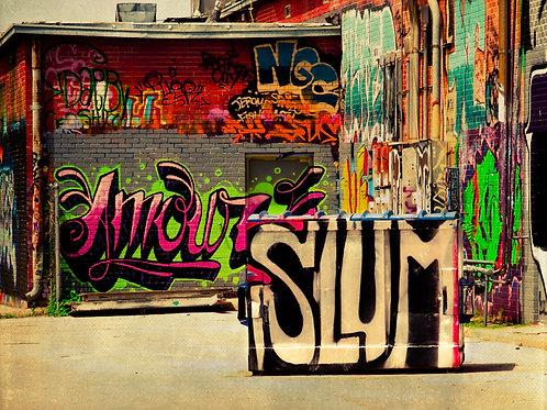 Graffiti Slummin'