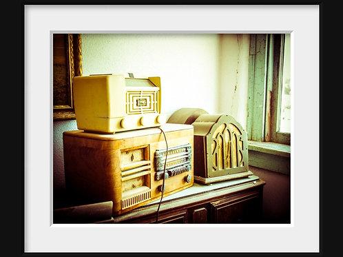 Radios of Old