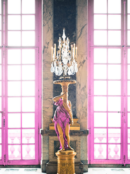 Versailles Pink
