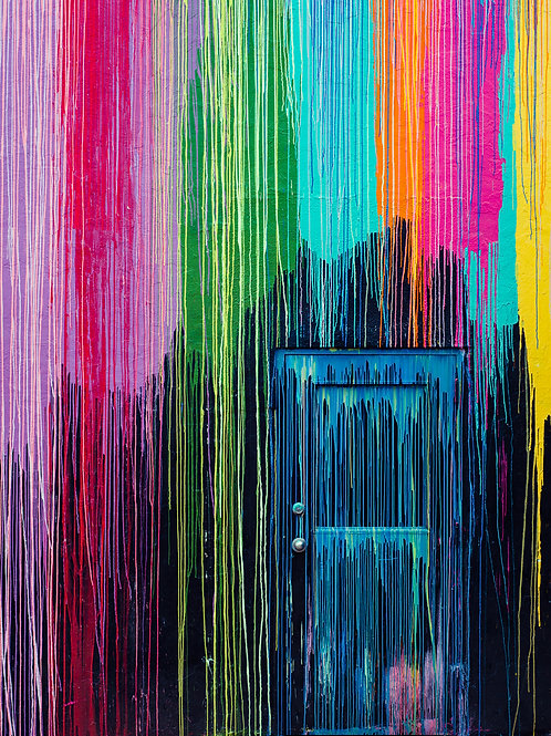 Painted Rain