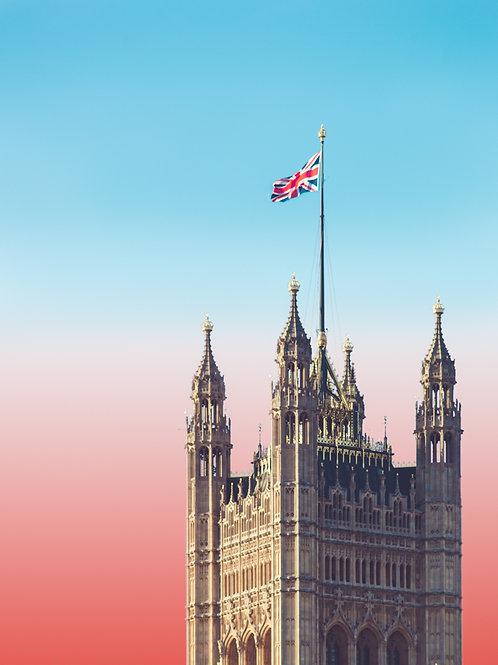 Parliament's Union Jack