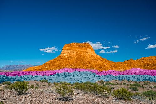 Mesa Colors Print