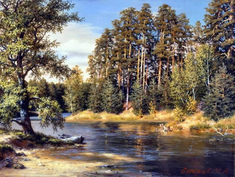 Сатаров Михаил картина 15