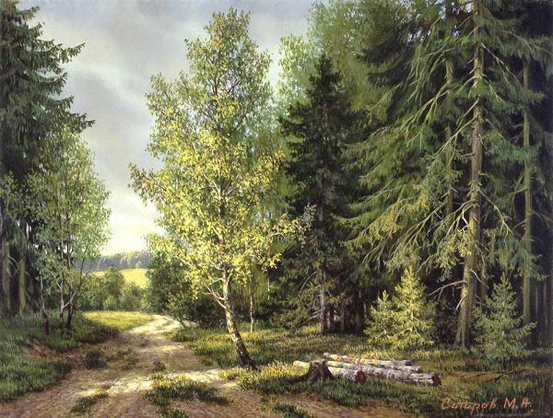 Сатаров Михаил картина 20