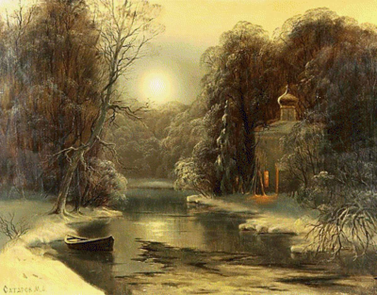 Сатаров Михаил картина 19