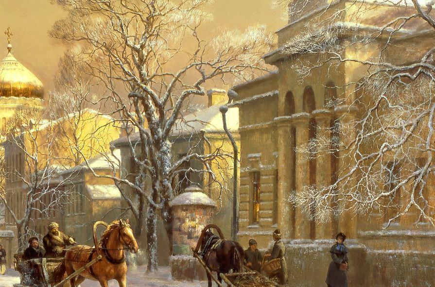 Сатаров Михаил картина 6