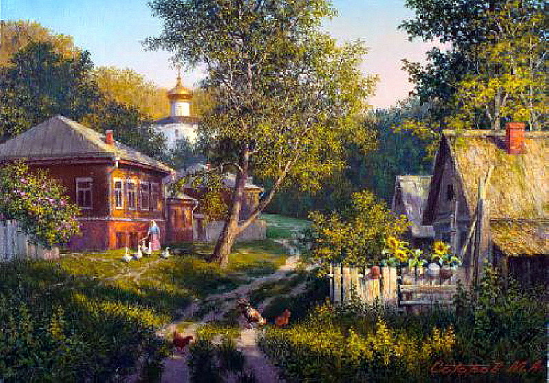 Сатаров Михаил картина 1