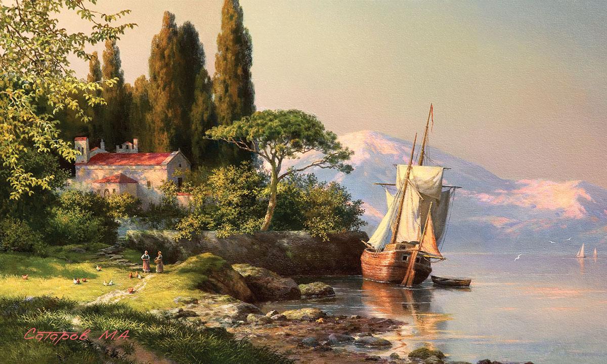 Сатаров Михаил картина 17