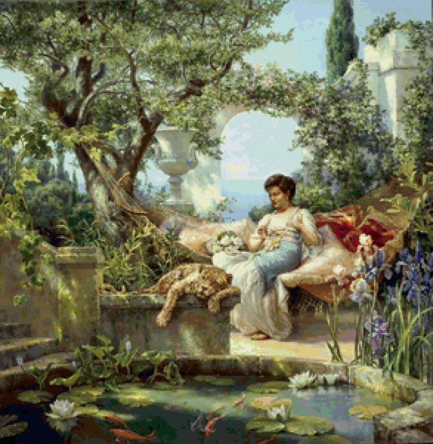 Сатаров Михаил картина 18