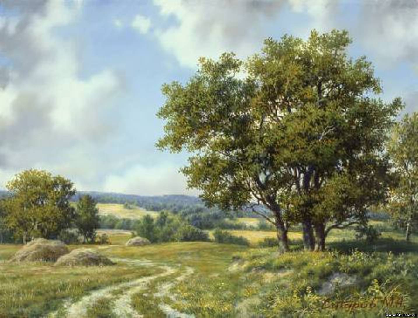 Сатаров Михаил картина 9