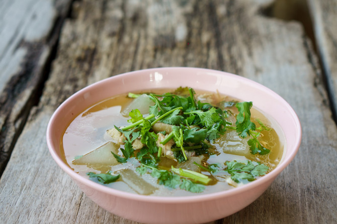Acupuncture & Chicken soup - award winning combination to beat winter colds