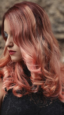 Rose Hair Blowout