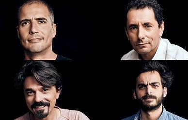 Tiago Gama Rocha, João Rito, Ricardo Araújo Pereira, Miguel Góis, nome inglês com style, publicidade, agência, criatividade, produção