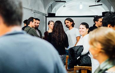 Tiago Gama Rocha, Openfield Creative Lab, Francisca Rocha Gonçalves, Rodrigo Carvalho, Ivo Teixeira, Arte, Ciência, Tecnologia, instalações, immersive, Fablab, creative coding, arduino, max, processing, DMX, interactive