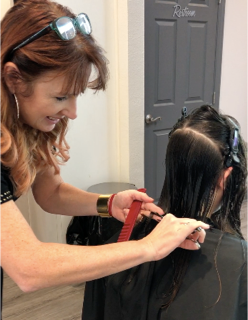 Lori Fudens, Hair Designer to the Stars, Offers Tips for Women Suffering from Menopausal Symptoms