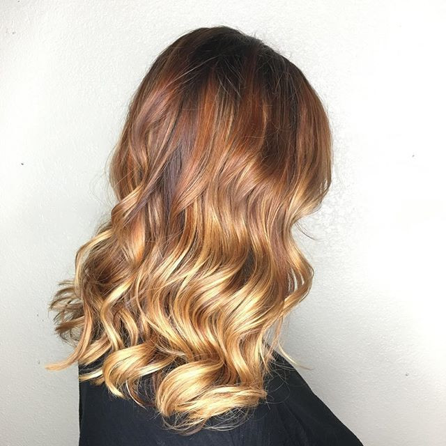 So much fun! I love doing these fall col