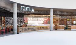 Restaurant 3D Visual