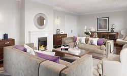 Living Room 3D Visual