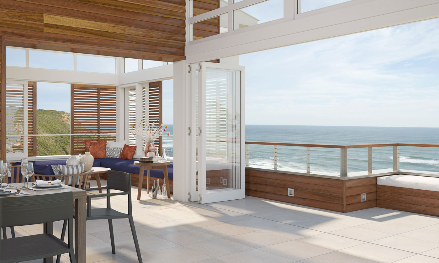 Beach House CGI