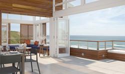 Beach House CGI