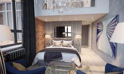 Bedroom 3D Visual