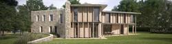 Bespoke House CGI