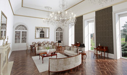 Drawing Room 3D Visualisation