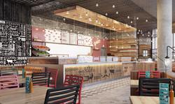 Restaurant CGI